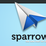 Sparrow E-mail Client Gets A Small Update