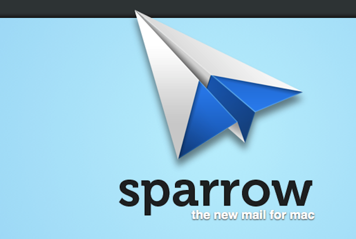 Sparrow Mail Client Flies Into Mac App Store