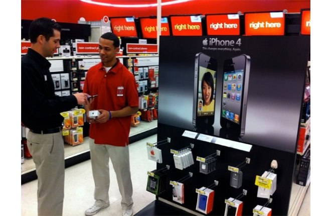 Target: Trade In Your Old iPhone, Get Credit Off iPhone 4