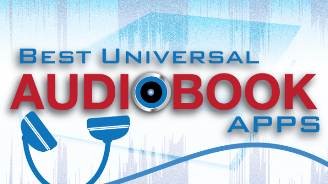 New AppList: Best Universal Audiobook Apps