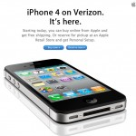 Verizon iPhone Now Available To Order For Everyone