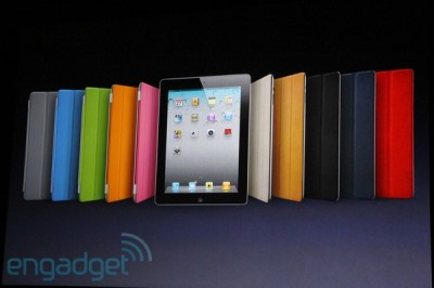 Apple Releasing Line of iPad 2 Smart Covers