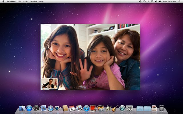 FaceTime For Mac Application Gets An Update