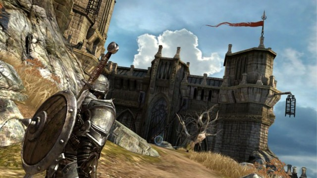 Infinity Blade Updated: More Content Added, And iPad 2 Optimization