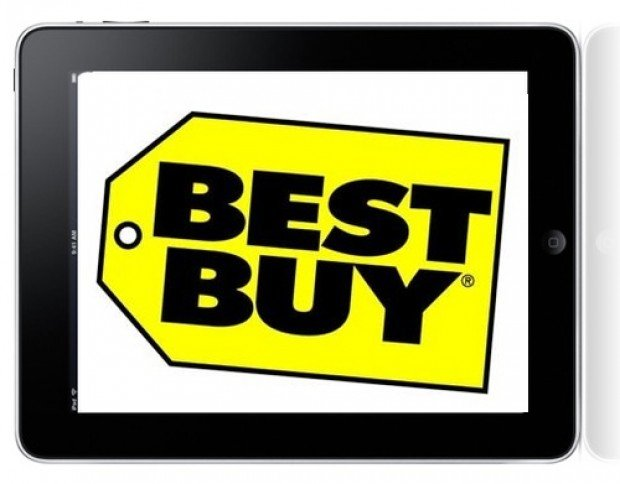 Best Buy Employees To Get An iPad 2