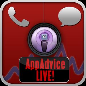 Reminder: AppAdvice Live! Tonight – 7 P.M. PST/10 P.M. EST