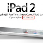 The iPad 2 Is No Longer Delayed In The Czech Republic