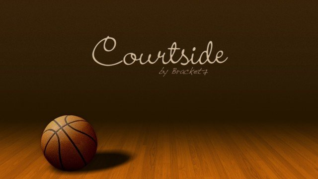 Get The Best Seats For Dribbble With Courtside For iPad