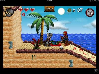 Review: Undead Ocean–Polished Plaforming Action!