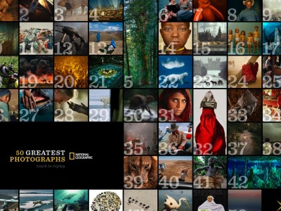 Take A Round-The-World Odyssey With: 50 Greatest Photographs of National Geographic