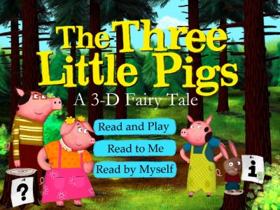 Scare Away The Big Bad Wolf With Nosy Crow's Three Little Pigs