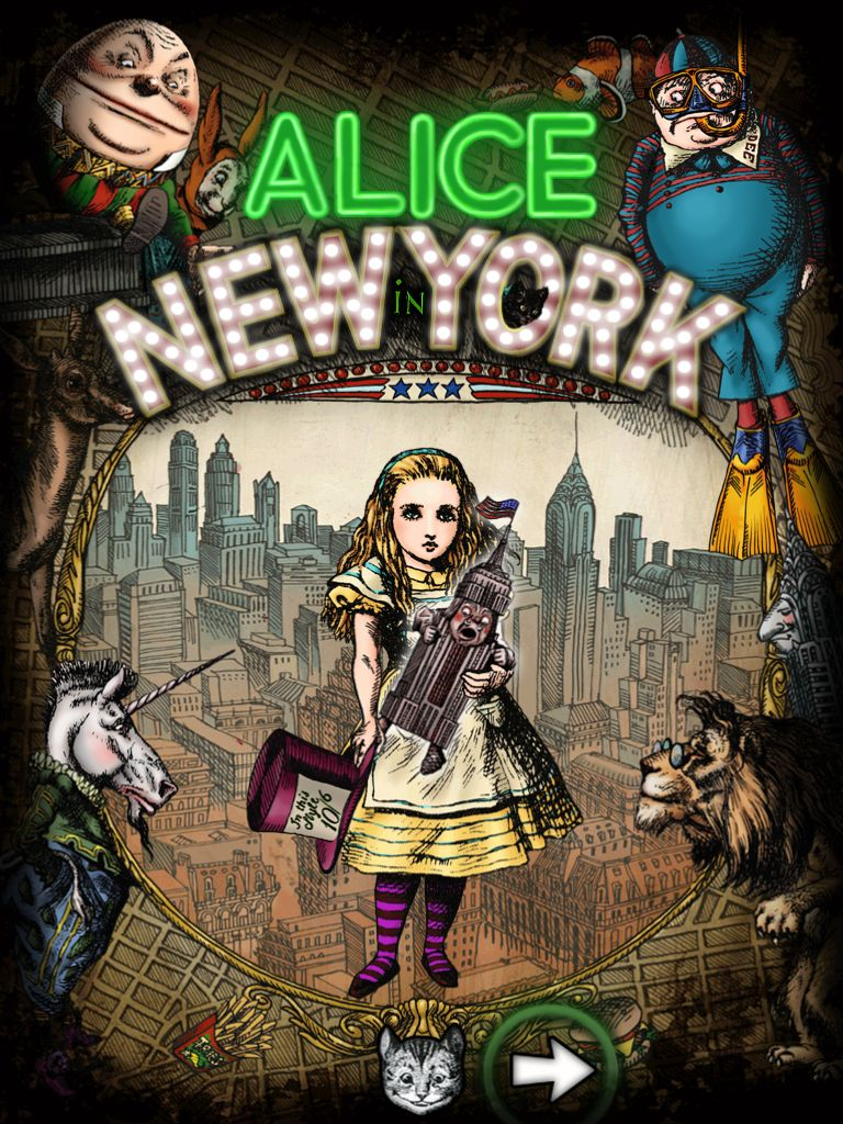 Alice In New York: The Big Apple Goes Through The Looking Glass