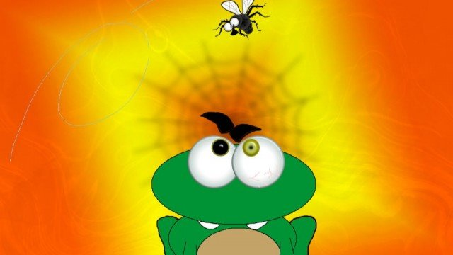 Frog Vs Insects HD Is A Total Buzz Killer