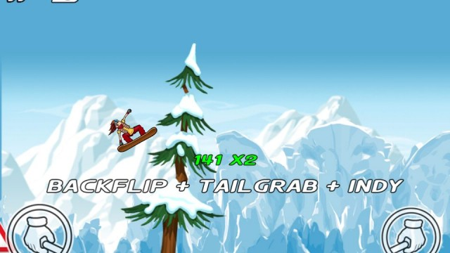 Game Of The Day: iStunt 2 - Snowboarding Adrenaline Rush