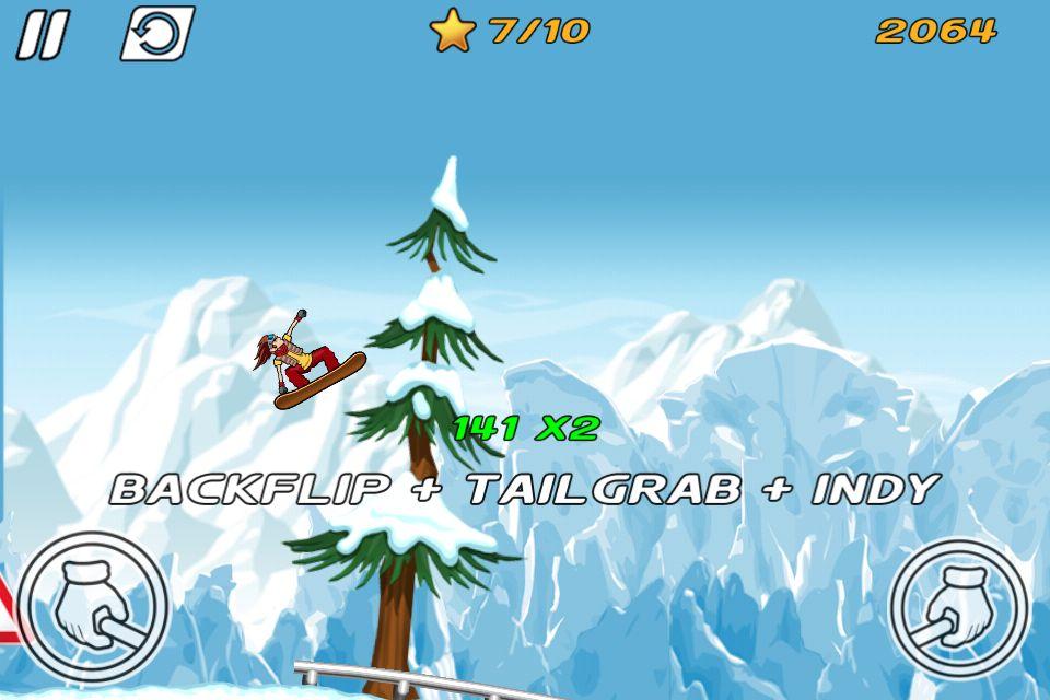 Game Of The Day: iStunt 2 - Snowboarding Adrenaline Rush