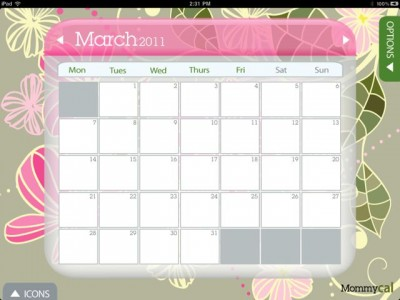 Manage Mom's Scheduling Madness With MommyCal