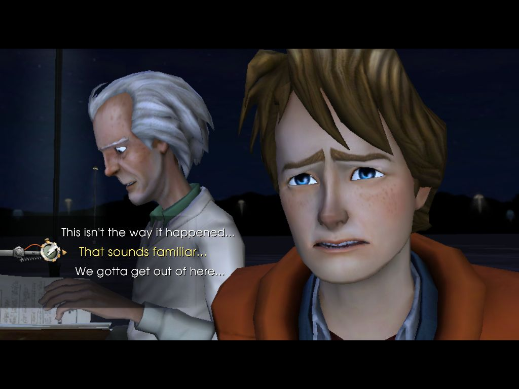 Does Back To The Future Run Any Better On The iPad 2?