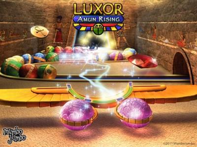 Need A New Sphere Smashing Fix? MumboJumbo's Luxor: Amun Rising HD