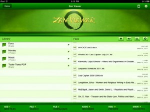 Zen Viewer HD by The Skins Factory, Inc. screenshot