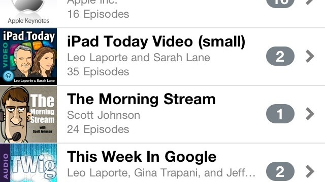 Instacast Is The Best Way To Keep Up With Your Podcasts On Your iPhone