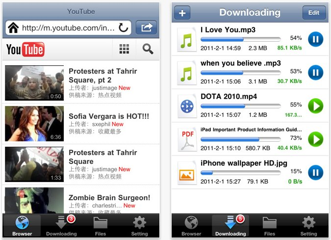 Perfect Downloader: Grab Images, Music, Video, And More From The Web