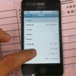 "More 64GB iPhone News: ""Old"" Handset Leaked From Foxconn, Hands On Video"