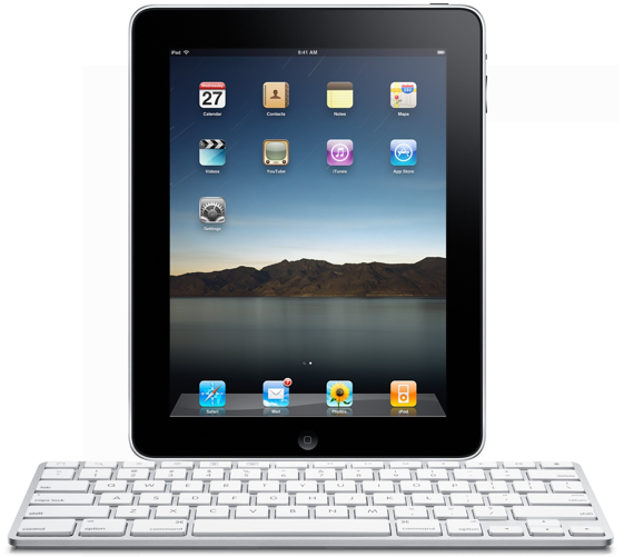 Apple's Phil Schiller: No iPad 2 Keyboard Dock