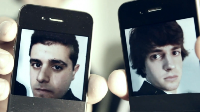 FaceTime Is Featured In The Blue Stones' Music Video