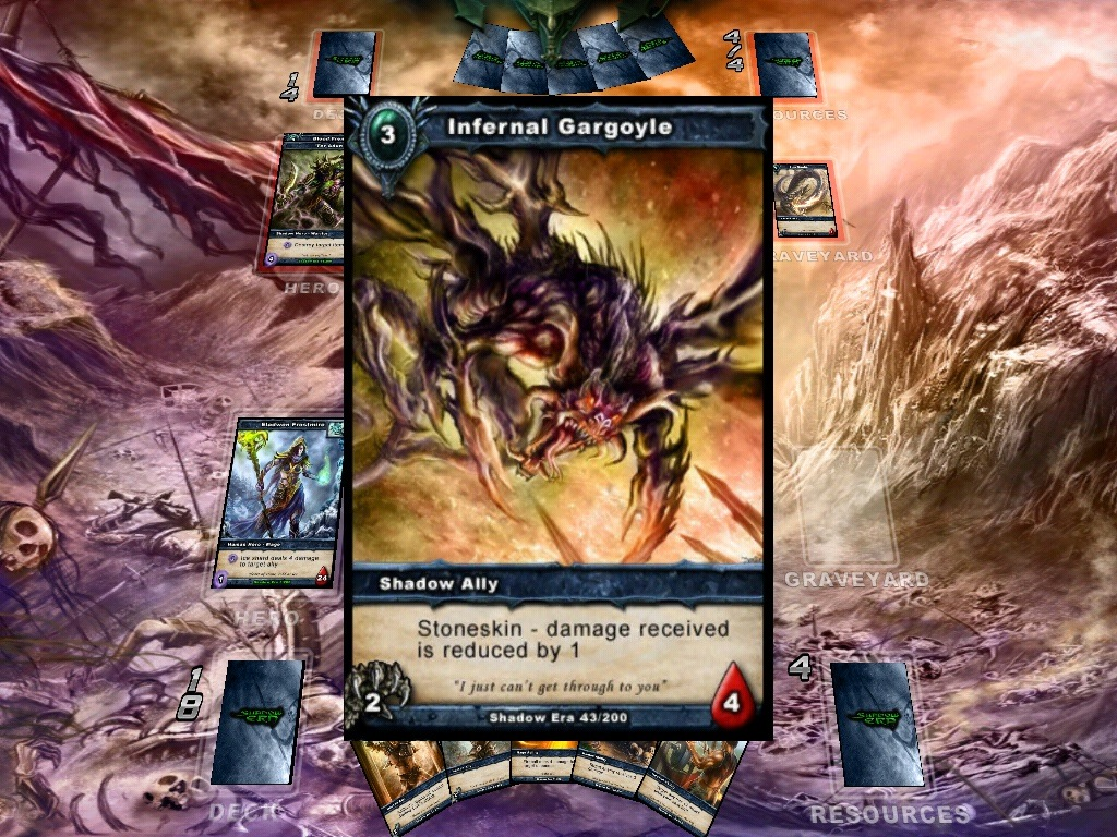 Get A Real TCG Experience On Your iOS Device With Shadow Era