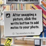 Snap!♥ Turns Your Photos Into Great Notes