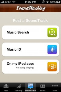 SoundTracking by Schematic Labs screenshot
