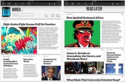 TweetMag Updated: Adds Favorites, Simple Article Views, Support For Readability