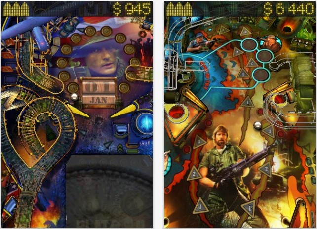 War Pinball: The Best Pinball Game For iOS?