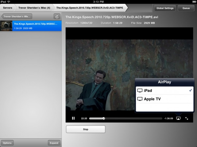 Air Video Now Includes Full AirPlay Support: Stream Videos