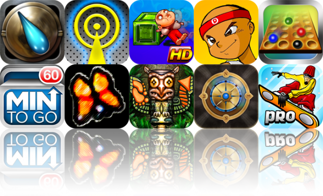 iOS Apps Gone Free: Enigmo 2, Tunemark Radio, Psychoban HD, And More