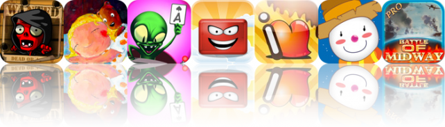 iOS Apps Gone Free: WantedZombies, Teddy's Night, Poker Invaders, And More