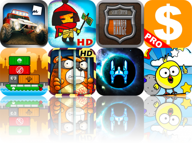 iOS Apps Gone Free: Uber Racer 3D, SCWB Pro, Supremacy Wars HD, And More