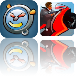 iOS Apps Gone Free: RobotNGun, FreakyAlarm, Lane Splitter, And More