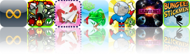 iOS Apps Gone Free: Cosmic, Zombie Sweeper, iPostCard4U, And More