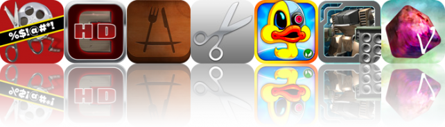 iOS Apps Gone Free: Unnecessary Censorship, Crimsonworld HD, Appetites, And More