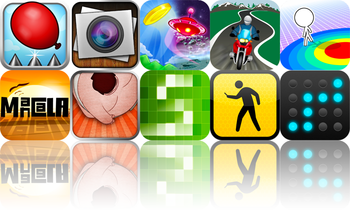 iOS Apps Gone Free: Float, StackPad, CS Mania, And More