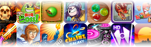 Popular Apps And Games On Sale To Celebrate iPad 2 Launch In 25 Additional Countries
