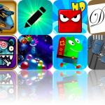 iOS Apps Gone Free: Return Of The Bots, Text Writer, Block Shooter HD, And More
