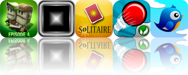 iPhone And iPad Apps Gone Free: Minigore, Traverse, NBTD Solitaire, And More