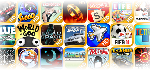 Flight Control HD, Dead Space For iPad, And Many More On Sale In Anticipation Of iPad 2 Launch