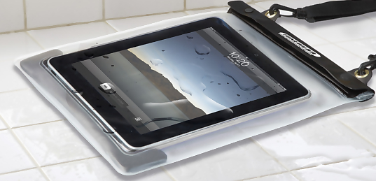 Report: iPad 2 Sports No Liquid Contact Indicator – Now Cleared For The Bathroom