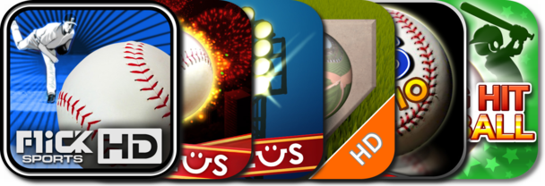 New AppGuide: Baseball Games For The iPad