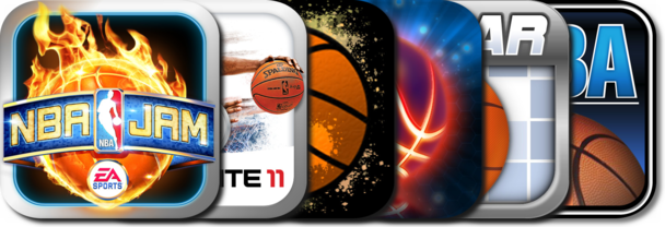 New AppGuide: Basketball Games For The iPhone