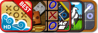 New AppGuide: Best Free Tic Tac Toe Games For The iPad