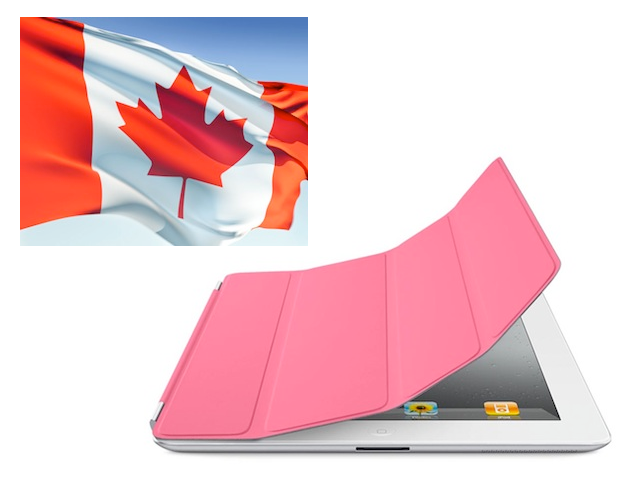 The iPad 2 In Canada: Will Sales Begin This Friday At 10 AM Local Time?